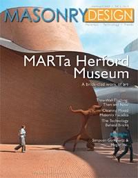 Masonry Design Magazine