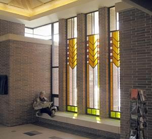 Bartlett Train Station (Photo courtesy Legat Architects)