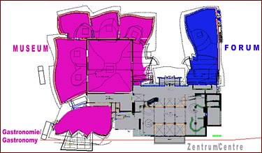 Floorplan MARTa Herford Museum