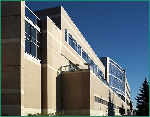 The St. Mary's Duluth Clinic First Street Building was the first healthcare project in Minnesota (and the largest in the country) to receive LEED Gold status in 2007.