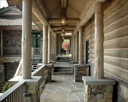 Exterior - Photo courtesy of Natural Stone Council