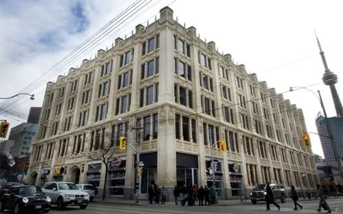 Toronto's historic Wesley Building underwent an exhaustive, six-year, four-phased refurbishment to repair its terracotta cladding.