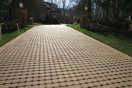 Permeable Pavement Comparisons – Masonry Design