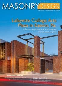 Lafayette College Arts Plaza