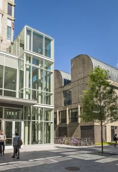 Sumner M. Redstone Building at Boston University School of Law
