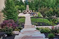 ICIP 2013 award for Combination of hardscape products – Residential – More than 4,000 sf.