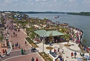 Vista at Smother's Park and Riverfront Crossing in Owensboro, Kentucky