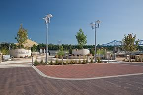 Smother's Park and Riverfront Crossing (Owensboro, KY) wins the ICIP 2013 award for Clay Brick – Commercial/Municipal – More than 15,000 sf.
