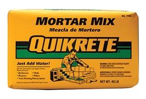 Quikrete® Mortar Mix