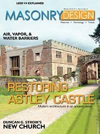 Masonry Design Winter 2014-15