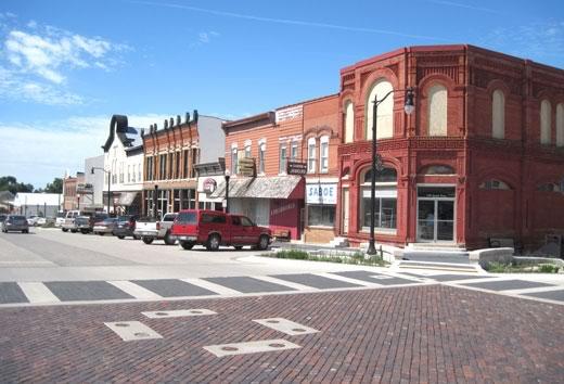 Iowa Green Streets Project
