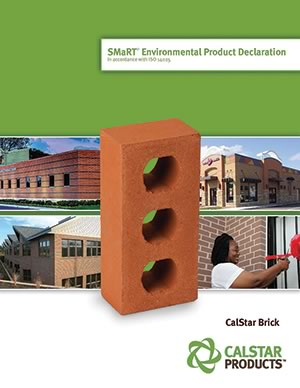 Under LEED v4, architects can earn credits for specifying products that have a third-party-verified environmental product declaration, such as that available from CalStar.