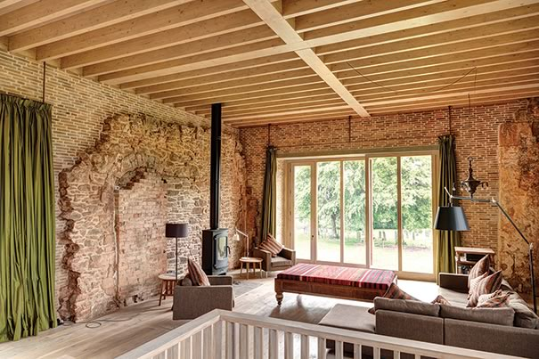 Astley Castle is available as a vacation rental property. Visit landmarktrust.org.uk for info.