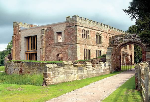 Restored Astley Castle recipient of prestigious Riba Stirling Prize for Architecture