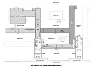 Waltham floorplans restoration mixed-use brick