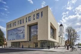 Lunder Arts Center