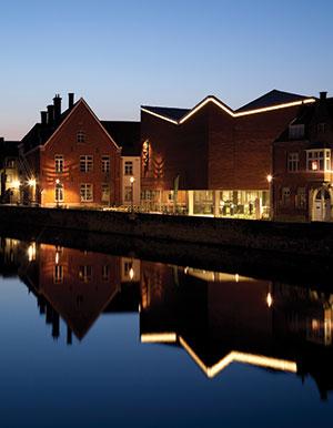 Rijksarchief Bruges Salens Architecten