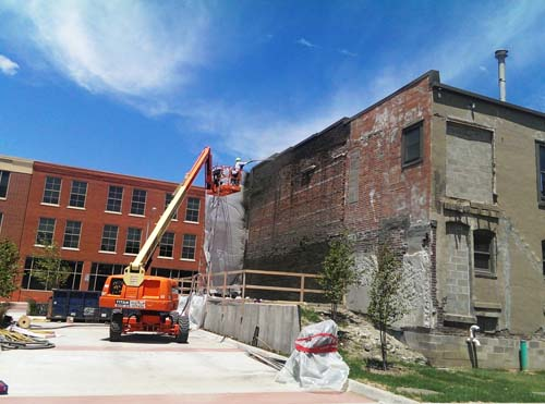 Western Specialty Contractors restores an historic building in Iowa.