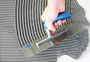 Thin-bed mortar