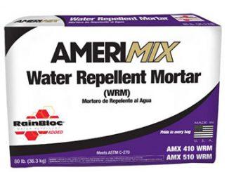 Amerimix Water Repellent Mortar