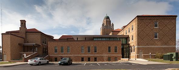 Kenrick-Glennon Seminary masonry renovation project