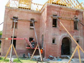 Western Specialty Contractors Restores Historic Chickasaw Nation Boarding School in Lebanon, Oklahoma