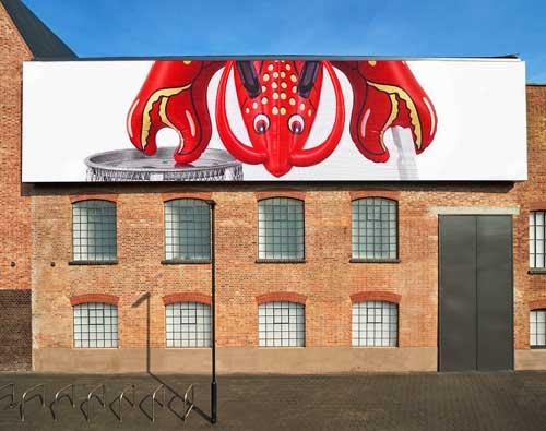 2016 RIBA Stirling Prize winning Newport Street Gallery by Caruso St. John Architects