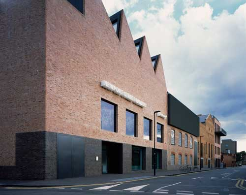 2016 RIBA Stirling Prize winning Newport Street Gallery by Caruso St. John Architects