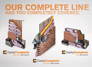 PROSOCO has joined the CavityComplete® Wall Systems team