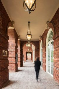 2016 Brick in Architecture Award Winner (Commercial: Best In Class) Old Parkland Campus in Dallas, Texas.