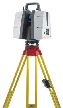 Leica ScanStation