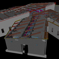 BIM coordination for masonry