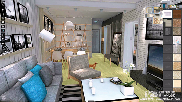 Virtual Interior Design Home Design