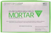 Greencore USA Super High Yield Mortar