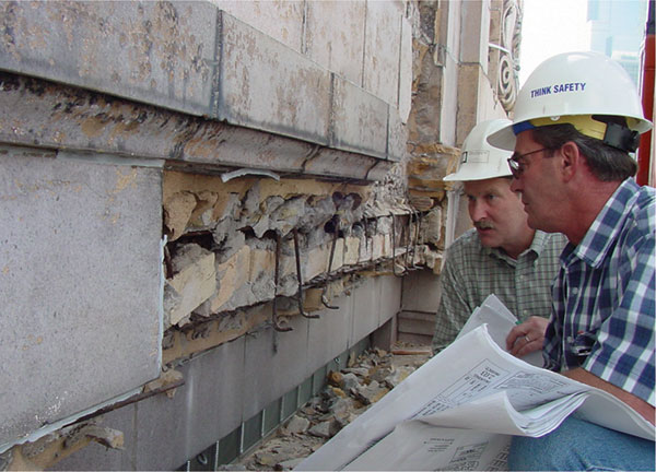 A knowledgeable restoration contractor can help conduct a thorough investigation of an old building and determine how best to restore and preserve it.