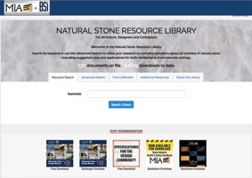 Natural Stone Resource Library Surpasses 50,000 Downloads