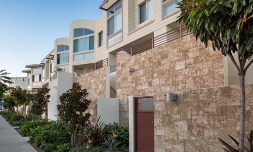 Eldorado Stone multi-family housing