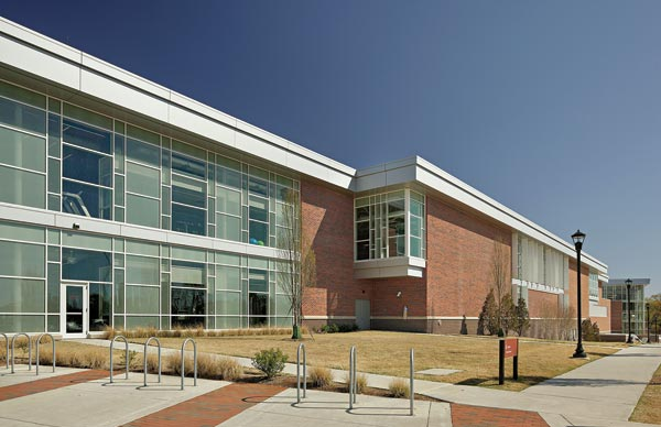 University of North Carolina at Greensboro's (UNCG's) Leonard J. Kaplan Center for Wellness