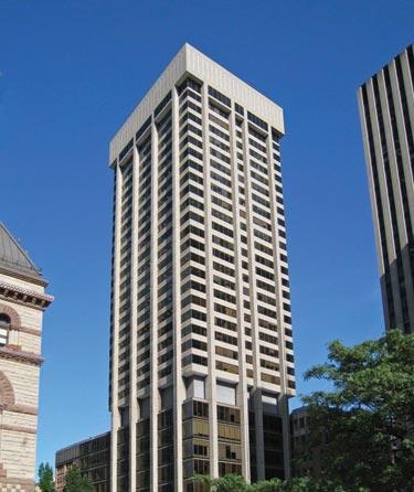 CINTEC North America Restores Historic Tower in Toronto