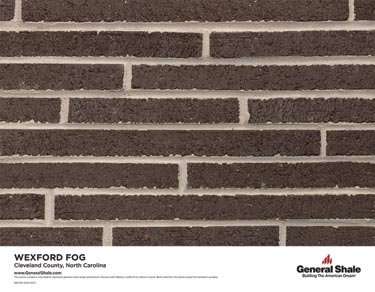 General Shale Introduces Impressionist Brick Series