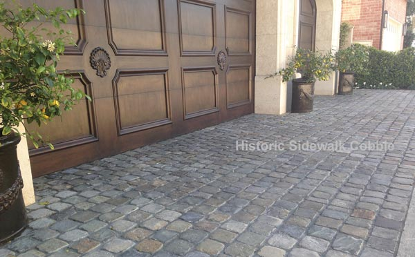 Authentic Cobblestones From European Streets