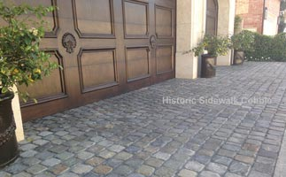 Authentic Cobblestones From European Streets